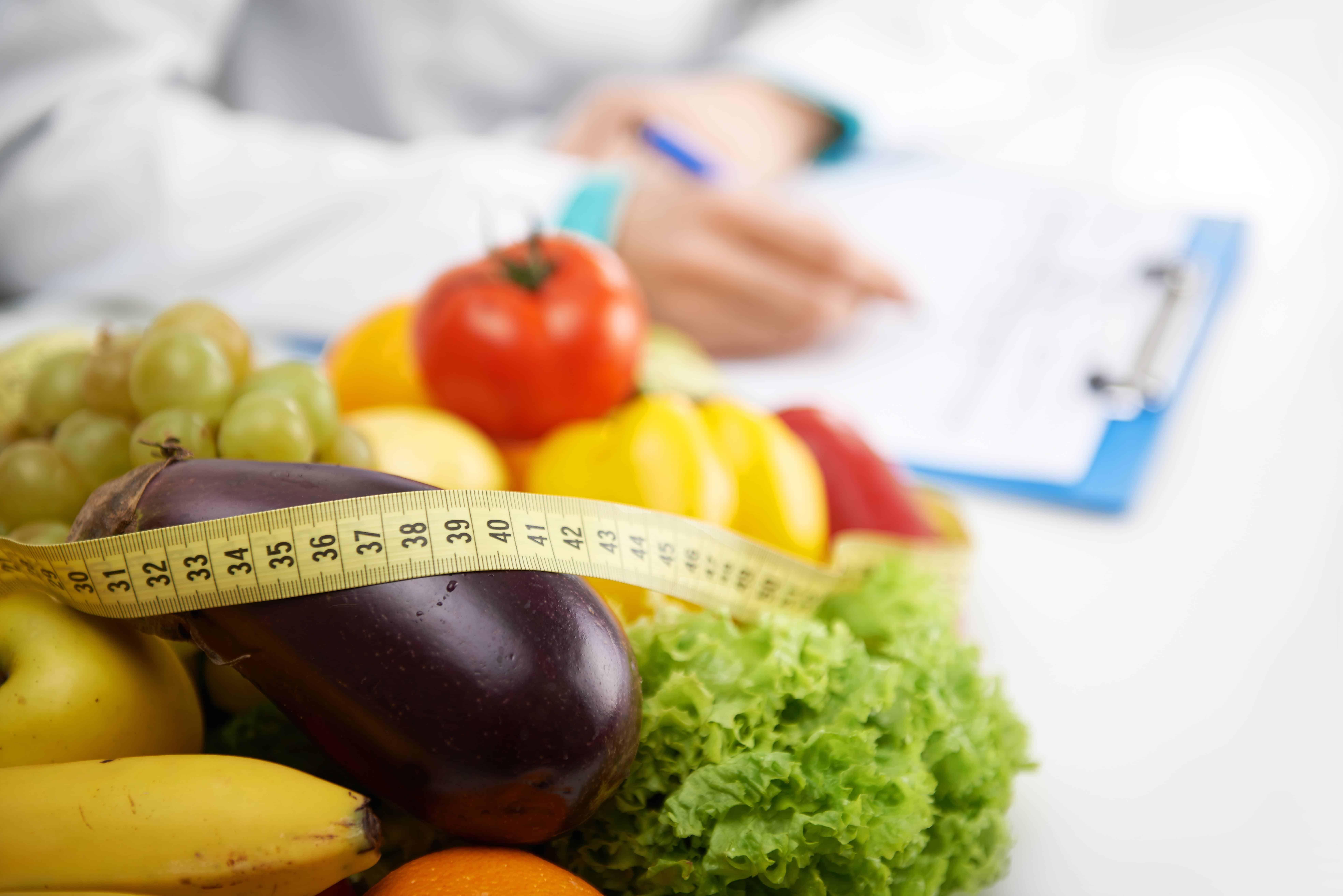 Definition der hypokalorischen Ernährung
